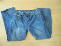MEN'S Extreme Couture Denum Causal Jeans Size 36