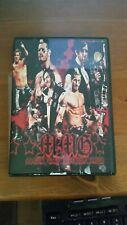 Motor City Machine Guns Project 2 Disc DVD Wrestling DVD AEW TNA PWG  ROH