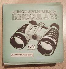 NEUF HOUSE OF MARBLES Junior aventurier de jumelles rétro vintage camping randonnée