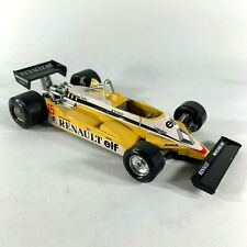 Burago 1/24 Scale Model Car - Renault elf RE 30 Turbo  - #15 Made in Italy