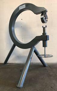 English Wheel, U.K. Made, Complete Set Up With Cnc Cut Wheels. Wheeling Machine