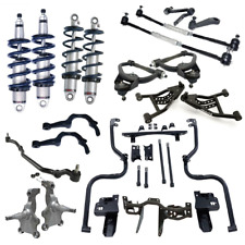 Ridetech Complete CoilOver System,fits 1970-1981 Camaro,Firebird,4 Link,Spindles