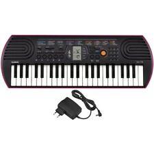 Casio SA-78 Keyboard + Netzteil Set   Neu