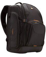 """Case Logic SLRC 206 Camera & 15.4"""" Laptop Backpack BLACK One Size Unisex Adult"""