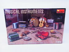 MiniArt 35622 Musical Instruments For Diorama In 1 35