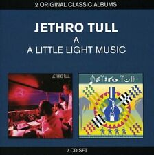 Jethro Tull - A/A Little Light Music (2013)  2CD  NEW/SEALED  SPEEDYPOST