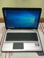 "HP PAVILION DV7-4280US 17.3"" i5-M480 6GB 750GB DVD Radeon HD laptop Win10"