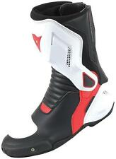 Botas Dainese Nexus Black-White-Lava Red talla 44