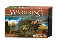 War of the Ring Board Game - 2nd Edition - New & Sealed - Ares Rings