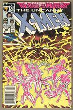 The Uncanny X-Men #226 (Feb 1988, Marvel) FN 6.0 Fall of the Mutants tie-in