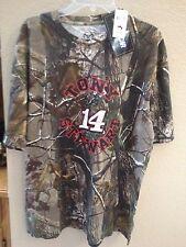 NASCAR Tony Stewart #14 Camo T-shirt - NWT - sz XL - CAMOUFLAGE