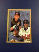 1998 Topps # 257 DAVID ORTIZ Rookie Prospects RC Boston Red Sox Great Card !!