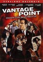 Vantage Point. Prospettive di un delitto (2008) DVD RENT NUOVO Sigillato