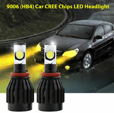 (H11) 3000K Yellow 60W 8000LM CREE LED Fog Light Golden Headlight Conversion Kit