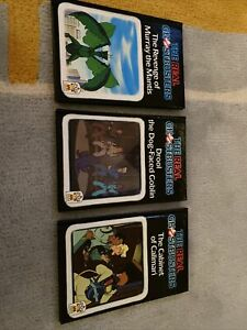 The Real Ghostbusters Books By Carnival X3