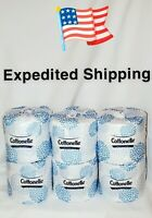 6 NEW ROLLS KLEENEX COTTONELLE BATHROOM TISSUE / TOILET PAPER 2 PLY - 451 SHEETS