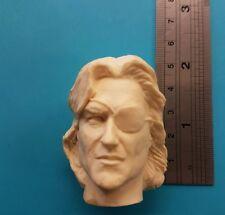 "Escala 1/6 Escape de Nueva York Serpiente Kurt Russell's Custom cabeza Para Figura De 12"""