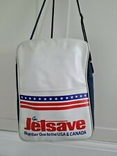 More details for luggage - flight - cabin retro vintage 'jetsave' 1970's flight shoulder bag