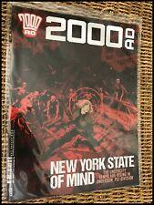 2000 AD Prog 2077 (18 April 2018) - Brand New Back Issue