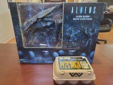 Unopened NECA Alien Queen Deluxe Action Figure w/ Sealed LV-426 Cage Free Eggs