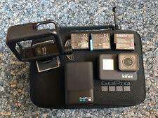 GoPro HERO7 Black Action Cam 4K, inkl. Zebehör, TOP ZUSTAND