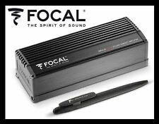 FOCAL IMPULSE 4.320 SMALL, CLASS-D 4-CHANNEL + PLUG'N'PLAY CONNECTOR, BRAND NEW