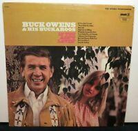 BUCK OWENS IF YOU AIN'T LOVIN' (VG+) JS-6071 LP VINYL RECORD