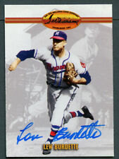 Lou Lew Buirdette #46 signed autograph 1993 Ted Williams Company Baseball Card