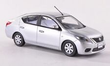Nissan Latio 2012 Silver J-Collection JC253 1:43