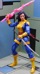 MARVEL LEGENDS X-MEN STRIKE TEAM PSYLOCKE CUSTOM FIGURE