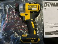 DeWALT DCF787B 20V MAX Cordless Brushless Li-Ion Impact Driver - Bare Tool