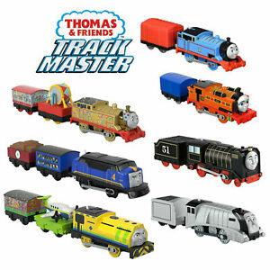 Thomas & Friends TrackMaster Motorized Engines Toy Trains New boxed