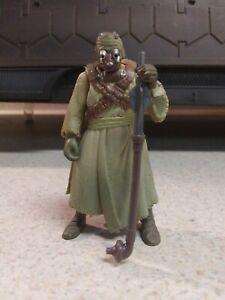 Star Wars Tusken Raider 1995 Hasbro POTF Complete 3.75 Action Figure