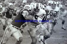 Buffalo Bills VS NY Jets 10-25-1970 8X10 Photo NFL Football Emerson Boozer