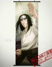 Home Decor Poster Wall Scroll Japanese Anime Naruto shippuden NEJI 45*125CM F19