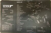 Glock Armorer's Mat