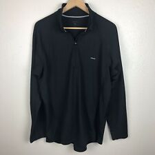 Patagonia  Mens Light Micro Fleece 1/4 Zip Pullover Sweater Size XL