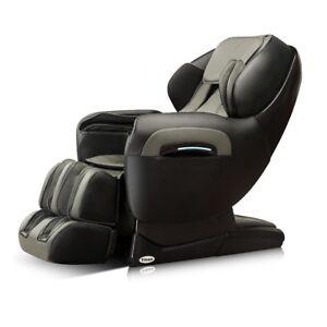 OSAKI Titan TP-Pro 8400 L-Track Massage Chair Zero Gravity Recliner Heat Black