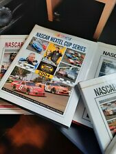 1999, 2000,01,03, Nascar Winston Cup, 04 Nextel Yearbooks, Lot of 5 hardcover.