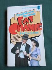 NATALIE WOOD  MICHAEL CAINE- PAPERBACK BOOK  FILM TIE -IN  FAT CHANCE