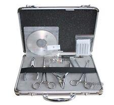 new Body tattoo piercing kits with Jewelry pierce tool equipment supplies sets