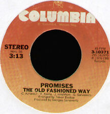 PROMISES - The Old Fashioned Way / Well Drift Away