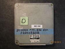89 MAZDA MX6,626 ECM #F20418881B *See item description*