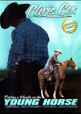 Chris Cox Putting a Handle on the Young Horse Horsemanship 2 Dvd set