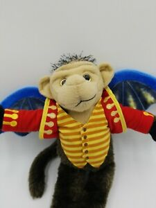 "Wicked Flying Monkey Plush Broadway Musical Wizard Of Oz 12"" Soft Toy"