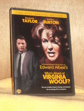 Whos Afraid of Virginia Woolf (DVD, 2006, 2-Disc Set, Special Edition)