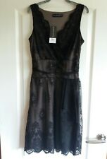 size 8 Dorothy Perkins lace style dress