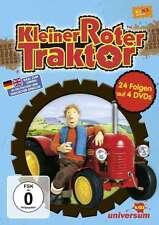 Kleiner Roter Traktor Box 1 - 4 DVD Box