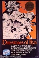 Datestones of Ryn by EPYX Atari 400/800 - VERY RARE - Complete