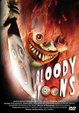 BLOODY TOONS - DVD UNCUT MOVIES - HORREUR - GORE